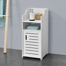 Badezimmerschrank Badschrank Wandschrank Schrank Ablage Beistellschrank Weiß