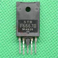 1pcs SK STRF6667B ZIP-5 OFF-LINE QUASI-RESONANT FLYBACK