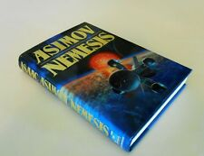 Nemesis Asimov Limited 1st Edition Hard Cover Dust Jacket Doubleday 1989