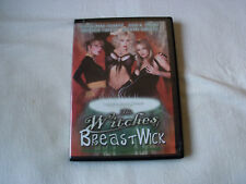 The Witches Of Breastwick (DVD, 2005)
