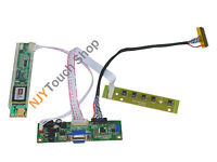 V.M70A VGA LVDS Controller Board work for 6.5inch ~19inch LCD Panel DIY monitor
