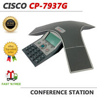 Cisco CP-7937G Unified IP Conference Station VoIP PoE