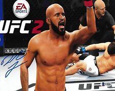 Demetrious Johnson Signed 8x10 Photo BAS Beckett COA UFC xBox Video Game Picture