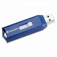 32GB Verbatim USB2.0 Flash Drive - Blue