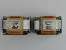 Lundahl LL1660/10mA Tube Amplifier Interstage Transformers (pair)