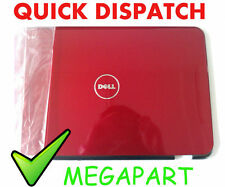 DELL INSPIRON 15R M5010 N5010 Tapa/cubierta de la pantalla LCD Rojo dhtxg Nuevo