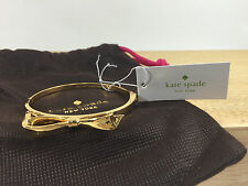 Kate Spade Love Notes Bow Bangle