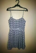 DIVIDED BY H&M CUT- OUT WAIST STRAPPY MINI DRESS TAG SIZE 6