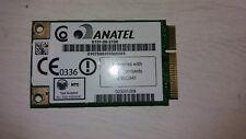 Carte Wifi ANATEL 0151-06-2198 - Pour PC portable