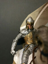 *SHIPS FREE* * GRIFFIN KNIGHT on HORSE with PICK * KNIGHTS Series * D&D GRIFFON