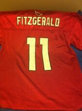 FITZGERALD #11 ARIZONA CARDINALS YOUTH JERSEY SIZE L (14-16)-FREE SHIP--VGC