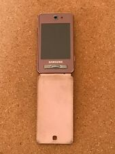Samsung Tocco SGH F480i - Coral Pink (Unlocked) Smartphone