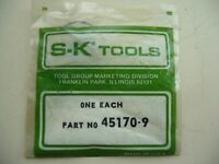 """SK Hand Tools SK-45170-9 Ratchet Rebuild Kit, 3/8"""" Drive, **MADE IN USA**NOS"""