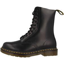 Dr Doc Martens 1490 Boots 10-Loch Stiefel Schuhe black smooth 11857001 Unisex