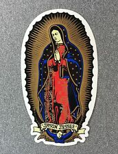 Santa Cruz Jason Jessee Guadalupe Skateboard Sticker 6in si