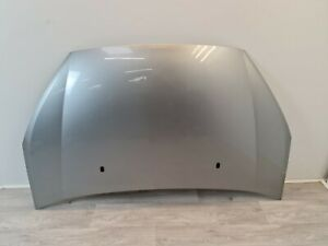 FORD S-MAX MK1 2006-2010 FRONT BONNET SILVER 76