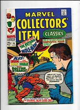 Marvel Collectors' Item Classics #16-17 Marvel comics (1968)