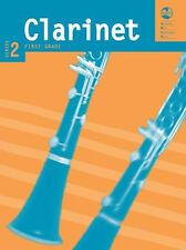 AMEB CLARINET SERIES 2 - FIRST GRADE 1