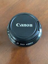 Canon EF 50mm f/1.8 AF Lens (0570C002)