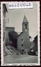 Beuil les Launes .église du Sacré-Coeur . Alpes-Maritimes . photo ancienne .1947