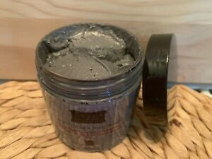 Activated Charcoal & Tea Tree Facial Scrub For Oily Acne Prone Skin