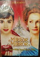 Mirror Mirror (DVD, 2011, Red Cover) New