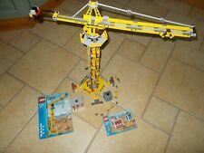 Lego® City Baustelle - 7905 - Großer Baukran - incl. Bauanleitung (BA)