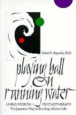 Playing Ball on Running Water: The Japanese Way to Building a Better Life