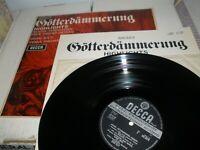 Wagner Gotterdammerung Highlights Georg Solti Vienna Philharmonic Decca SXL.6220