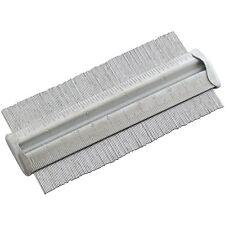 NUOVO 125mm metallo Sagoma Contorno-Strumento Bordi affiancamento Piastrelle Laminato TAPPETO Forma