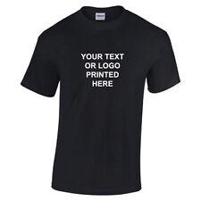 Camisetas de hombre Gildan de 100% algodón talla XL