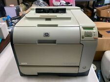 HP Color LaserJet CP2025 Printer - 21 PPM - 600 DPI - Network Ready TESTED WORK