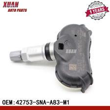 42753-SNA-A830-M1 TPMS Tire Pressure Sensor For Honda CRZ Civic Odyssey