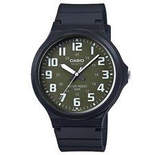 Casio Analog Casual Watch Standard Black Mens Mw-240-3b