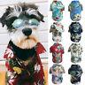 Hawaiian Pet Dog T Shirts Cat Dog Summer Beach T-Shirt Vest for Pet Puppy Dog