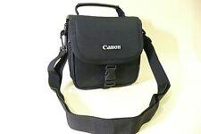 Small Camera Bag Canon Logo C-17 DSLR, Mirrorless Usage, Made in korea