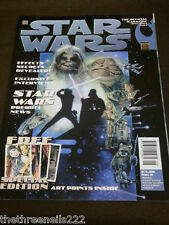 STAR WARS # 8 - EFFECTS SECRETS REVEALED - JUNE 1997