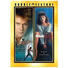 Footloose/Flashdance (DVD, 2007, 2-Disc Set, Widescreen)Brand New