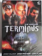 Terminus - Die Grenze - militante Barbaren, Jürgen Prochnow, Johnny Hallyday