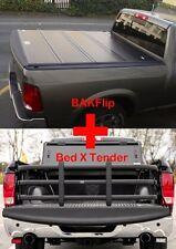 Dodge Ram 1500 Pickup Laderaumabdeckung Bakflip MX4 und Bed X Tender Manager