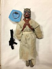 "Star Wars 12"" Collector TUSKEN RAIDER Blaster Rifle LOOSE TATOOINE SAND"
