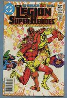 Legion of Super-Heroes #286 1982 DC c