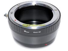 Adapter per montare obiettivi Nikon su corpi Nikon 1. NUOVO. Adattatore N - N1