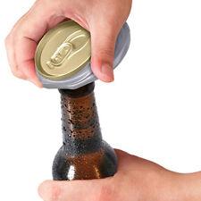 Fred & Friends CRUSHED Can Bottle Opener Lid Funny Unique Novelty Bar Gift