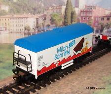"""Märklin 44203 Wagon Frigorifique """" Milch-Schnitte """" # Neuf Emballage D'Origine #"""