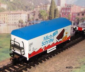 """Märklin 44203 Kühlwagen """"Milch-Schnitte"""" #NEU in OVP#"""