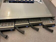 1U Rackmount  4 x Bay Hotswap Server Case