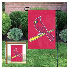 St Louis Cardinals MLB Garden/Window Flag ~ NEW