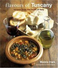 Flavours of Tuscany by Maxine Clark Paperback Book The Cheap Fast Free Post