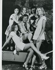 JAMES BOND 007 ROGER MOORE  MOONRAKER 1979 VINTAGE PHOTO ORIGINAL